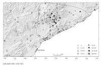 Área afectada por el terremoto de 1927