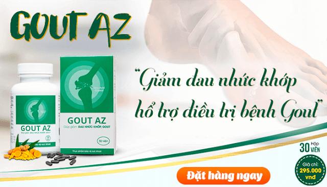 các loại thuốc điều trị bệnh gout