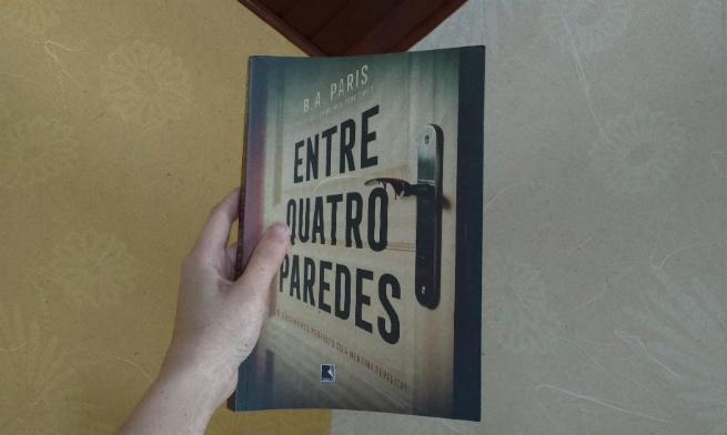 Entre Quatro Paredes   B. A. Paris