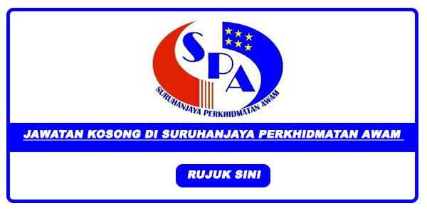 Jawatan Kosong Di Suruhanjaya Perkhidmatan Awam Malaysia Ambilan Mac 2020