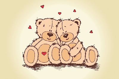 I Love You - Teddy Day 2017 Wallpapers
