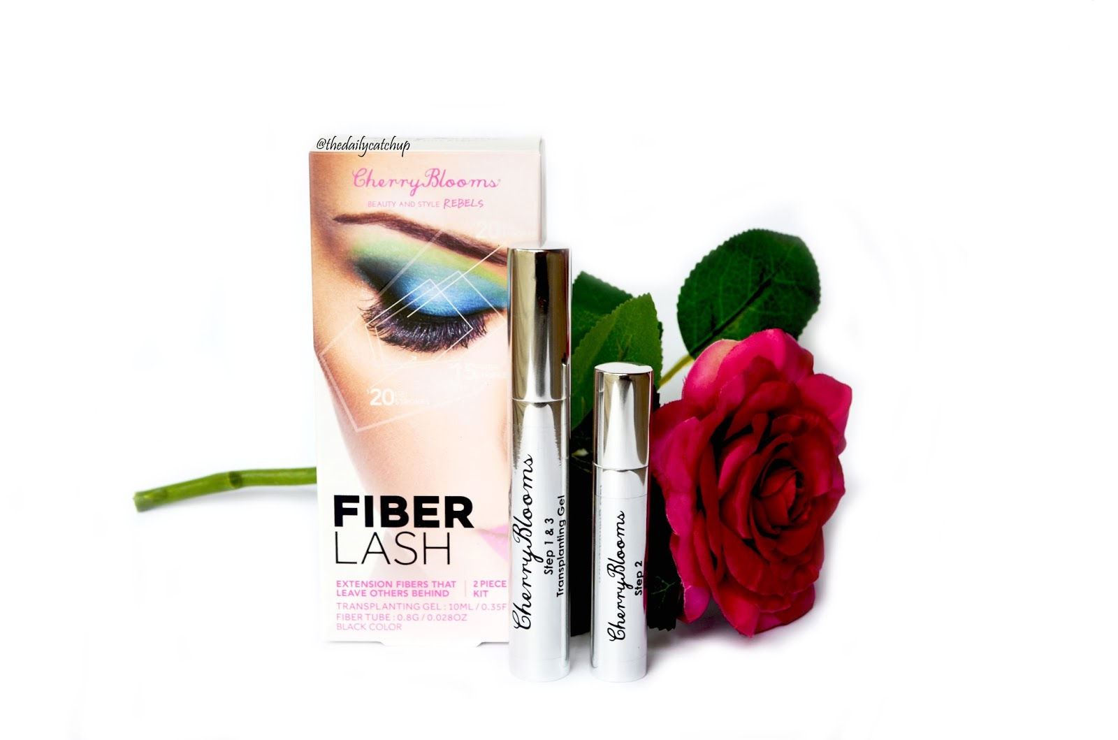 f74302c7ca2 Brush on fiber lashes is a very simple process for you to get dramatic  lashes in the comfort of your own home, minus the mess of lash glue.