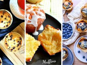 10 meilleures recettes de muffins