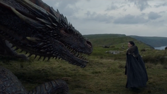 Jon meets dragon - Game of Thrones Season 7 Finale - What we Learned