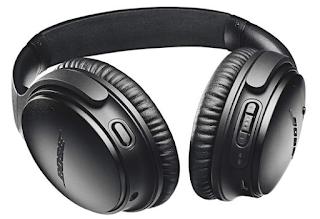 Headphone Peredam Bising