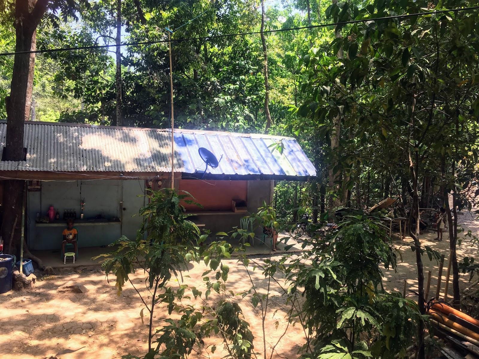 pamulaklakin forest trail entrance fee