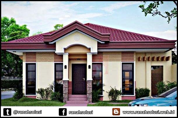 Gambar Model Rumah Minimalis Sederhana Modern