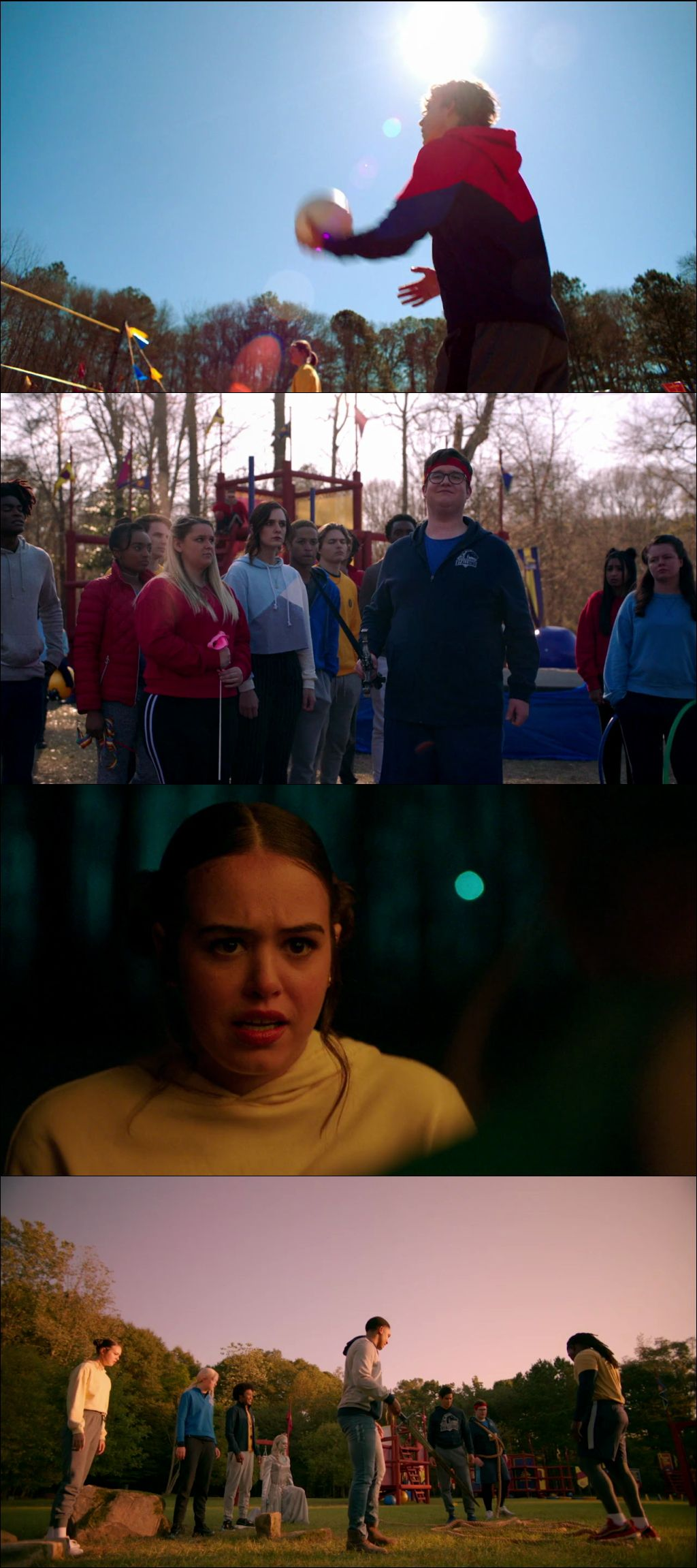 Legacies (2021) Temporada 3 HD 720p Latino