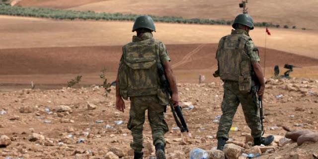 Τουρκία: Μεταφορά κατοχικών στρατευμάτων στη Συρία
