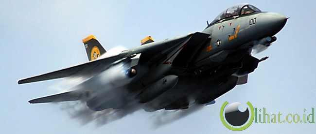 F-14 Tomcat – Mach 2.37