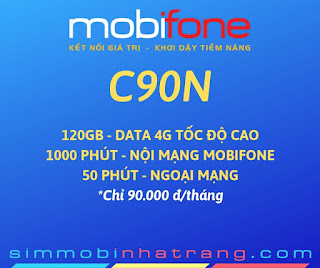 SIM MOBIFONE C90N