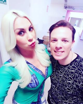 Video prohibido de Abigail Pereira y el cantante de La Revancha