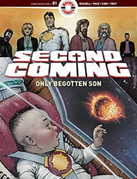 Second Coming: Only Begotten Son Comic