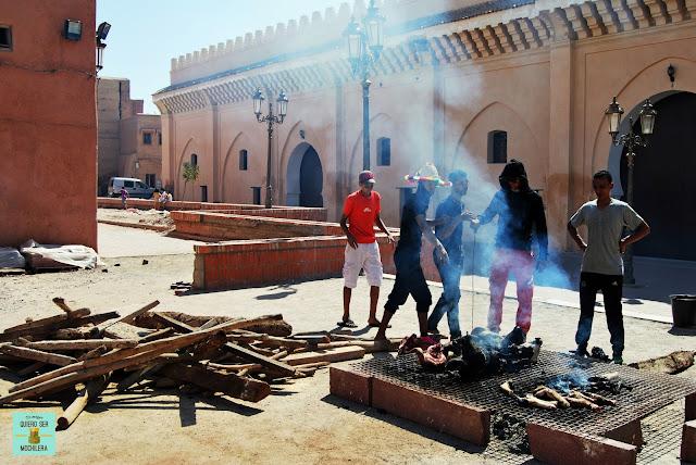 Celebrando el Eid al-Adha en Marrakech