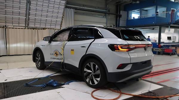 Volkswagen ID4 - Euro NCAP