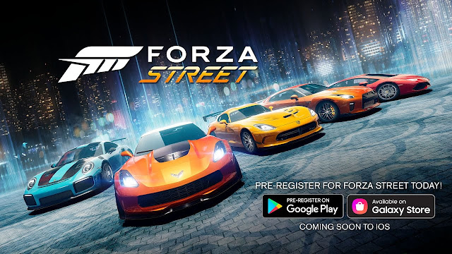 سيتم إطلاق Forza Street في الخامس من مايو على أندرويد و iOS