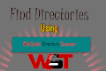 How To Scan Web Directories Using Websploit Directory Scanner