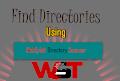 How To Scan Web Directories Using Websploit Directory Scanner