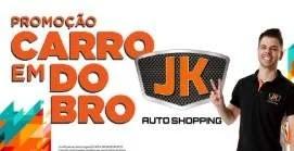 Promoção Carro em Dobro JK Auto Shopping