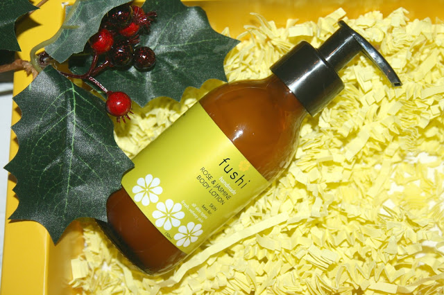 Fushi - Rose & Jasmine Complete Body Care Collection Body Lotion