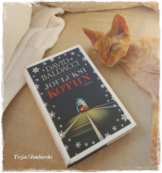 joulu 2018 kirjat Joulureki: Jouluksi kotiin joulu 2018 kirjat