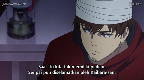 Shoumetsu Toshi Episode 10 Subtitle Indonesia