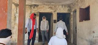बंगरा जालौन उत्तर प्रदेश क्वॉरेंटाइन सेंटर माधौगढ़ का  एसडीएम व सीओ माधौगढ़ द्वारा निरीक्षण किया      संवाददाता, Journalist Anil Prabhakar.                 www.upviral24.in