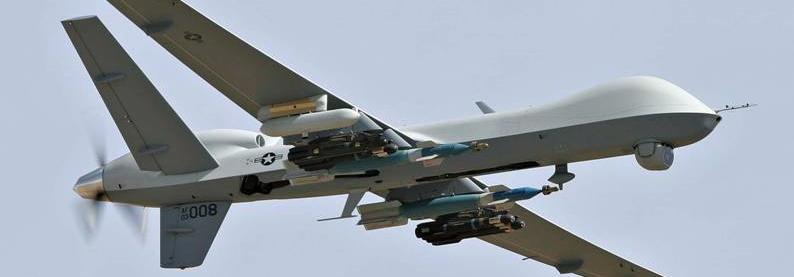 MQ-9 Reaper спробує здолати українську ППО