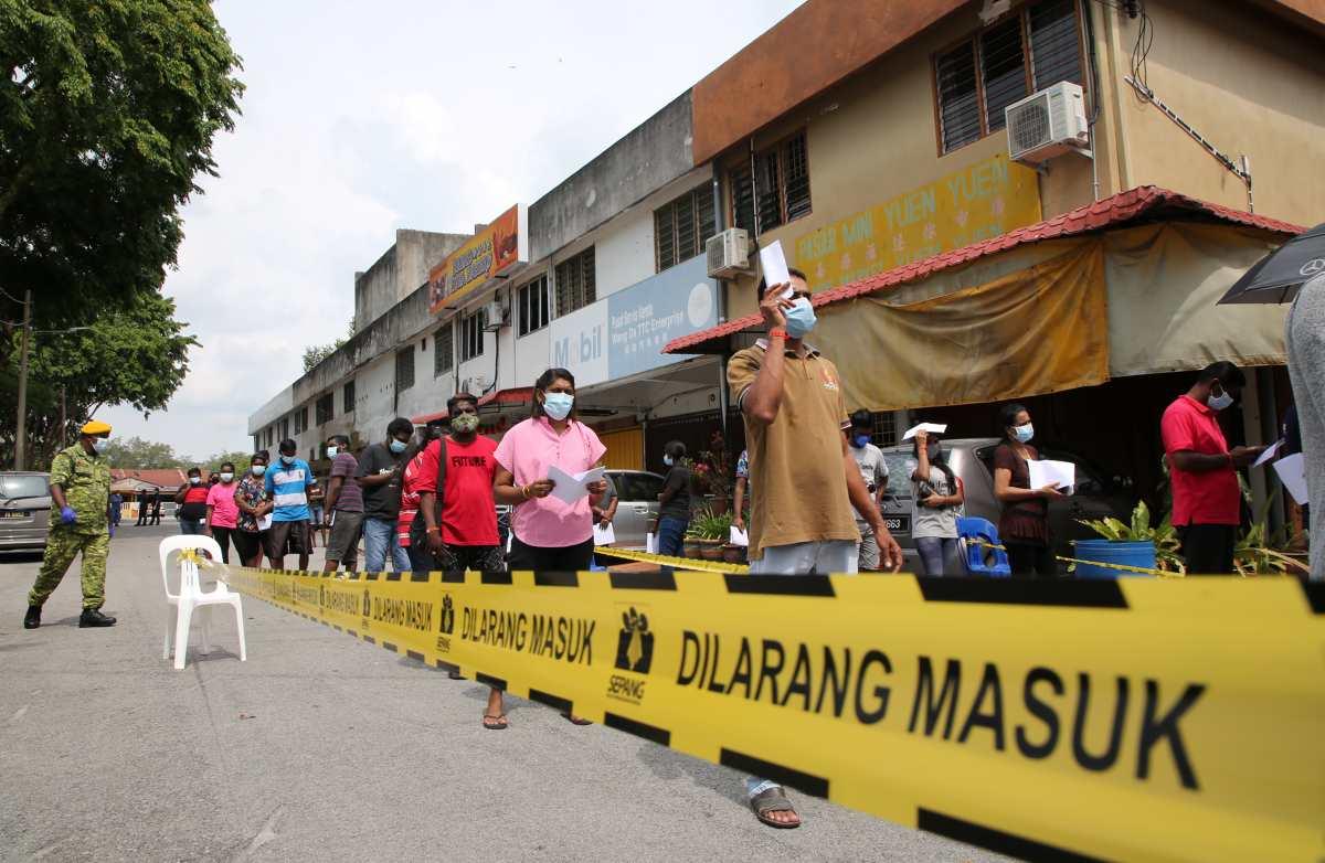 PKPD 34 Mukim Dalam Negeri Selangor Ditamatkan Tengah Malam Ini