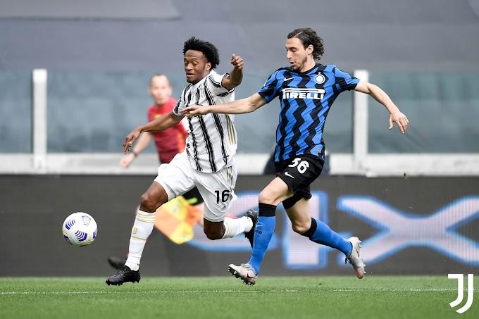 La Juve batte l'Inter 3-2 ed è quarta per una notte