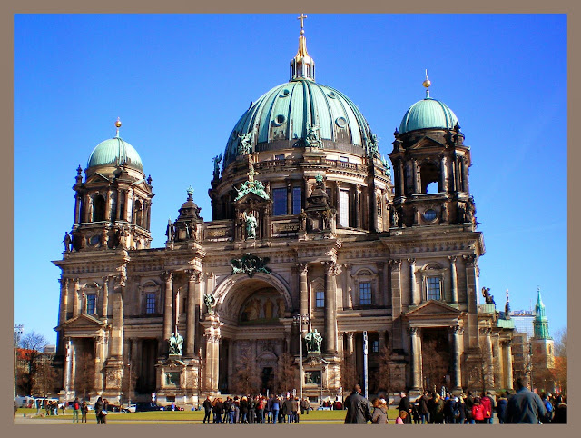 Qué ver en Berlín: ruta Berlín en tres días (I) catedral