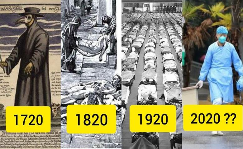 Pandemie 1720