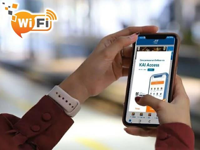 Asyik Nih, Mulai 24 September 2021 PT KAI Hadirkan Layanan WiFi Gratis dan Live Cooking di Atas Kereta