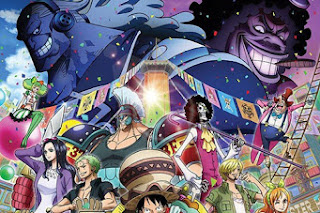One Piece Stampede Movie Subtitle Indonesia