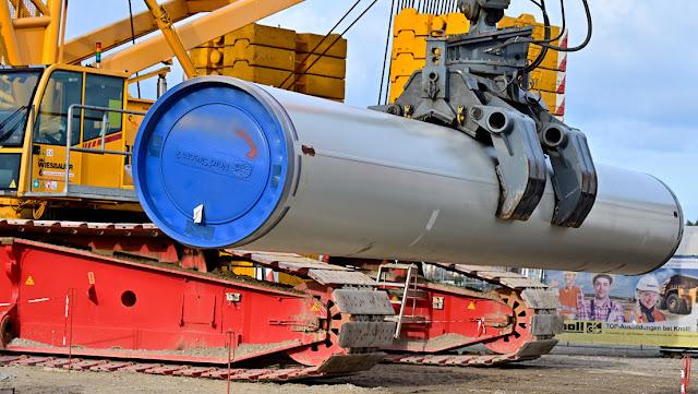 Trump afirma que apoyaría la idea de congelar la construcción del Nord Stream 2 por el supuesto envenenamiento de Navalny