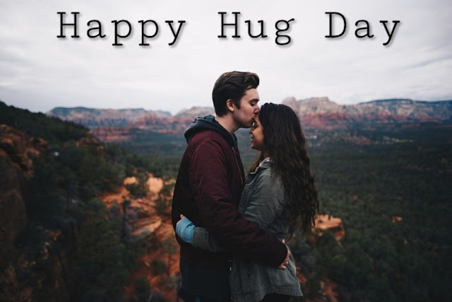 hug day in hindi