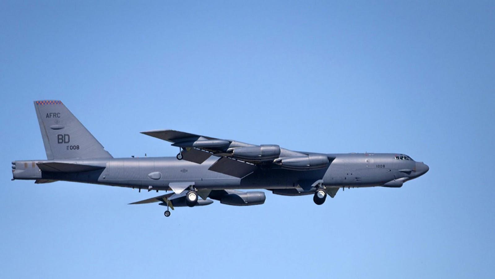 B-52 bombers , Iran, world war 3