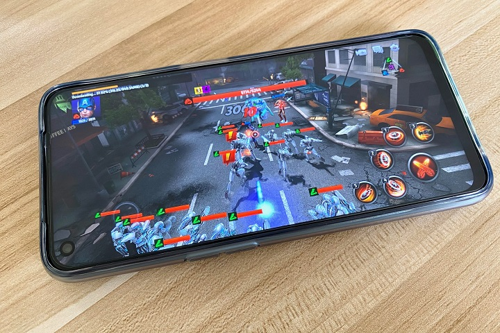 realme 7 review gaming