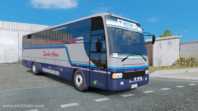 Bus Marco Tiger Update ETS2 1.36-1.38
