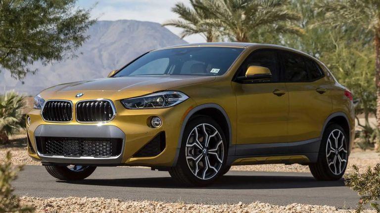 طراز BMW X2