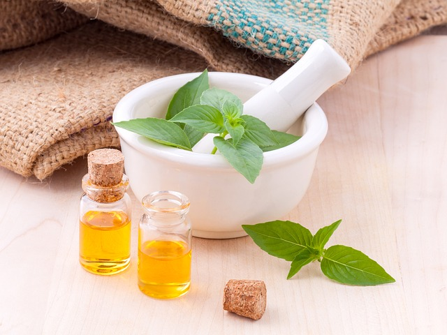 Create your own massage oils for your beloved