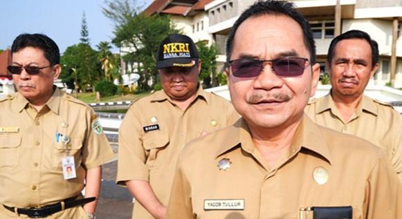 Pimpin Apel Gabungan, Sekda Yacob Ingatkan Tiga Jenis Pegawai
