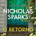 Lançamento: O Retorno de Nicholas Sparks