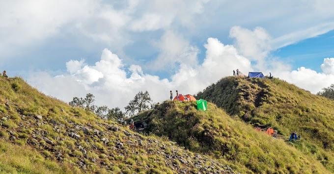 Plawangan Senaru Crater Rim