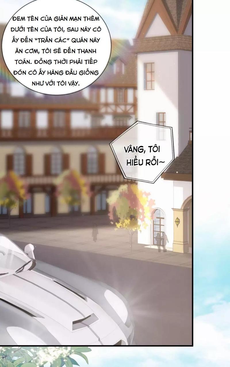 Lục Tổng,Vợ Anh Lại Lên Hot Search Rồi  Chapter 4+5 : Hôn trộm em - upload bởi truyensieuhay.com