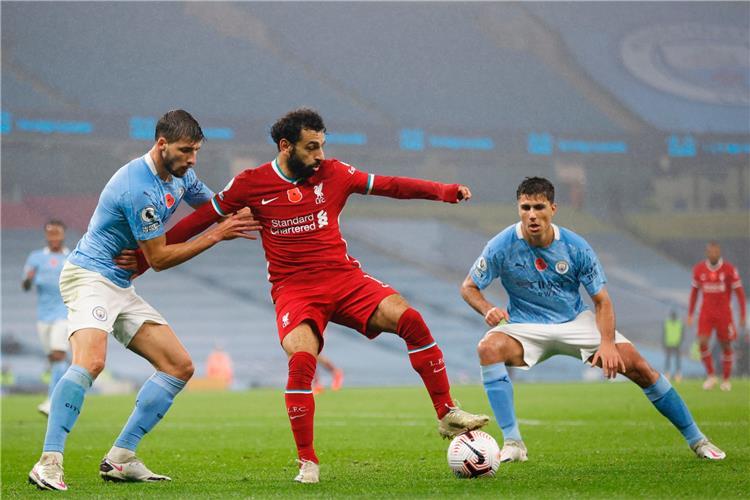ليفربول ضد مانشستر سيتي