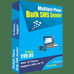 Bulk SMS Sender Download Grátis
