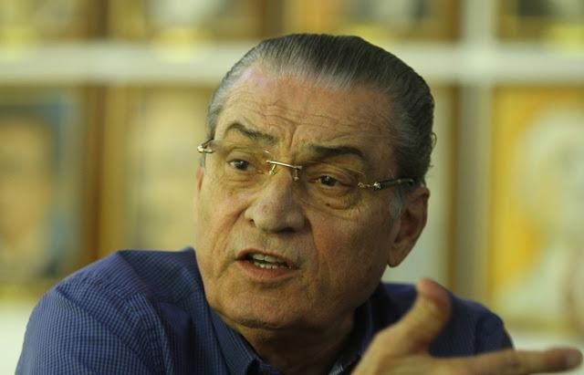 Morre aos 73 anos de idade, o ex-governador Joaquim Francisco.