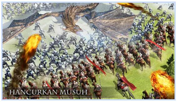 Download Game Rise Of Empires (ROE) Mod Apk Terbaru di Android