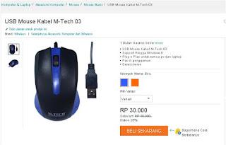 harga mouse komputer